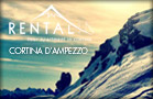 rental in cortina