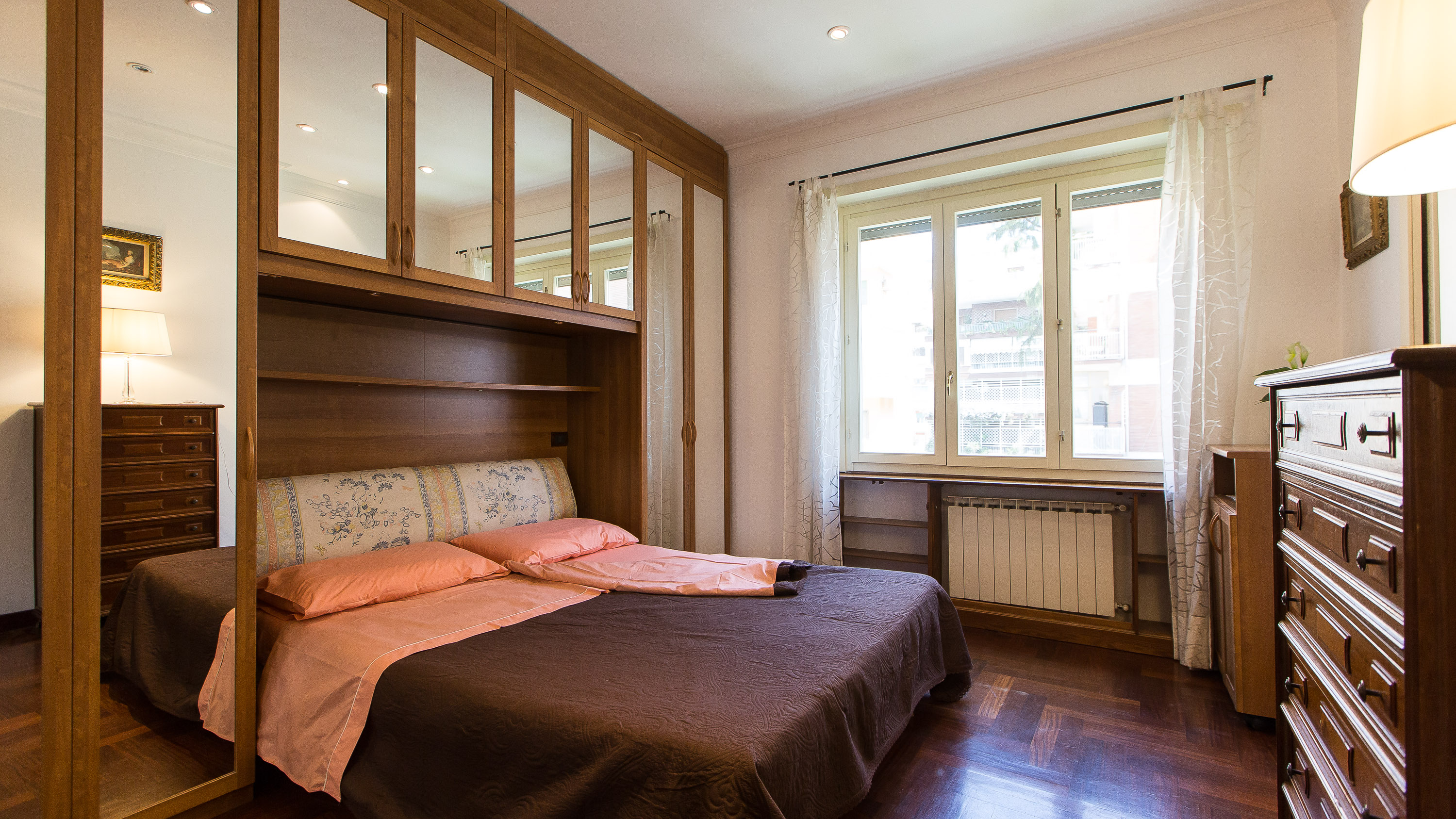 Rome, IT Ponte Milvio Apartment