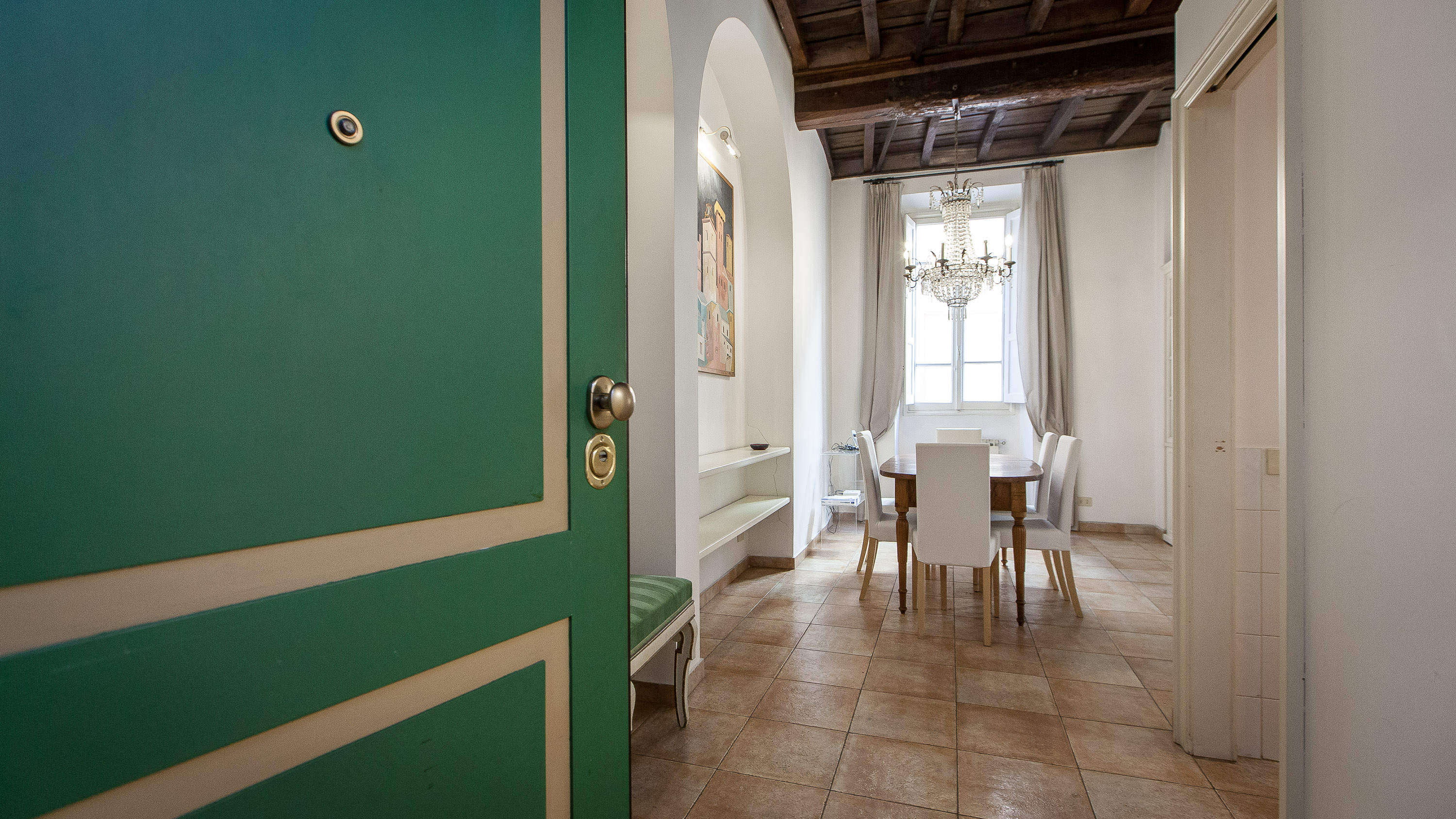 Rome, IT Navona Suite