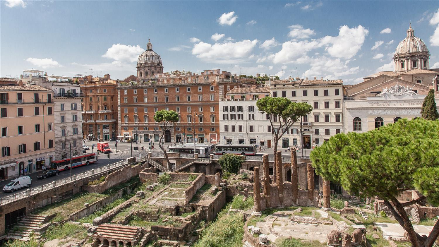 Ancient Rome View Apartment photo 25864269