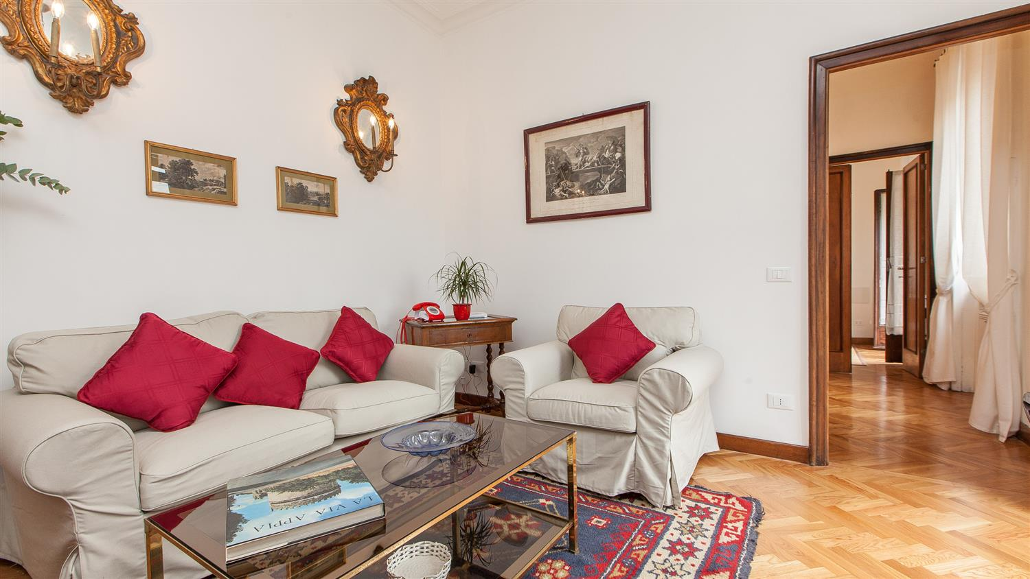 Ancient Rome View Apartment photo 25864272