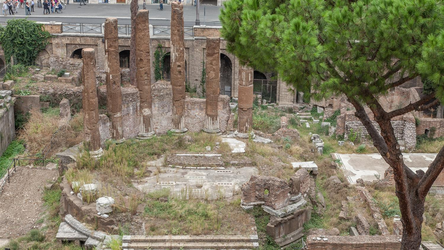 Ancient Rome View Apartment photo 25864270