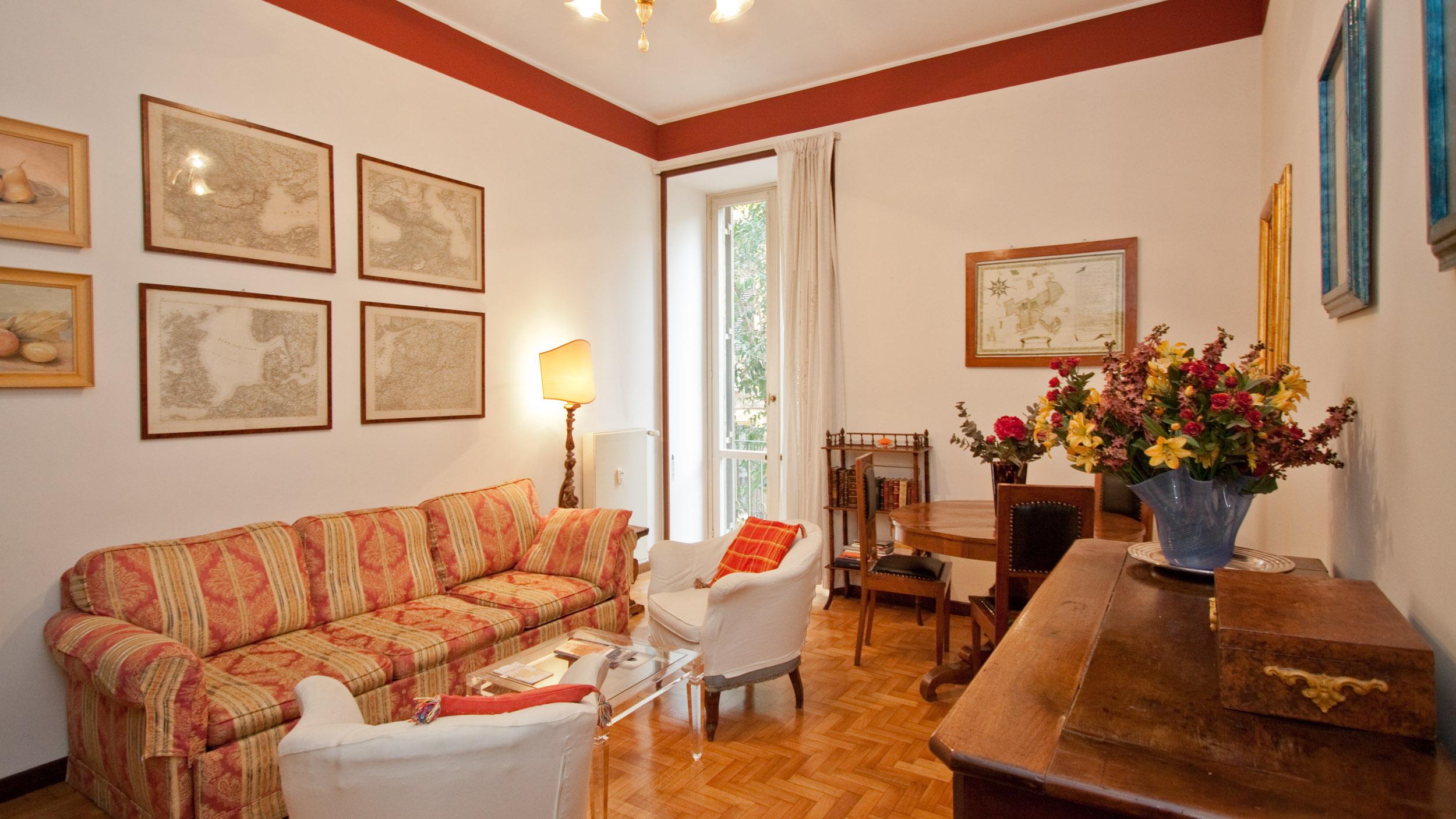 Ottaviano Apartment