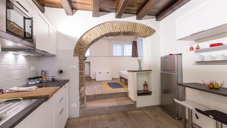 Trastevere White Apartment Rome