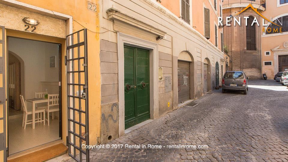 Studio pantheon for Studio apartments in rome
