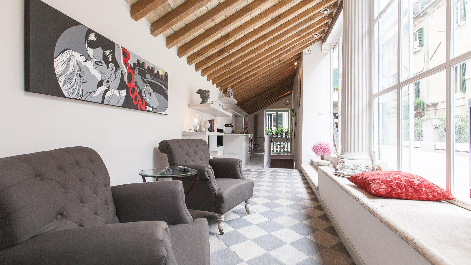 Holiday Apartments For Rent In Rome Rentalinrome Com