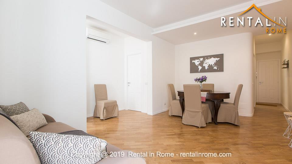 Apartment For Rent In Via Giulia Piazza Navona