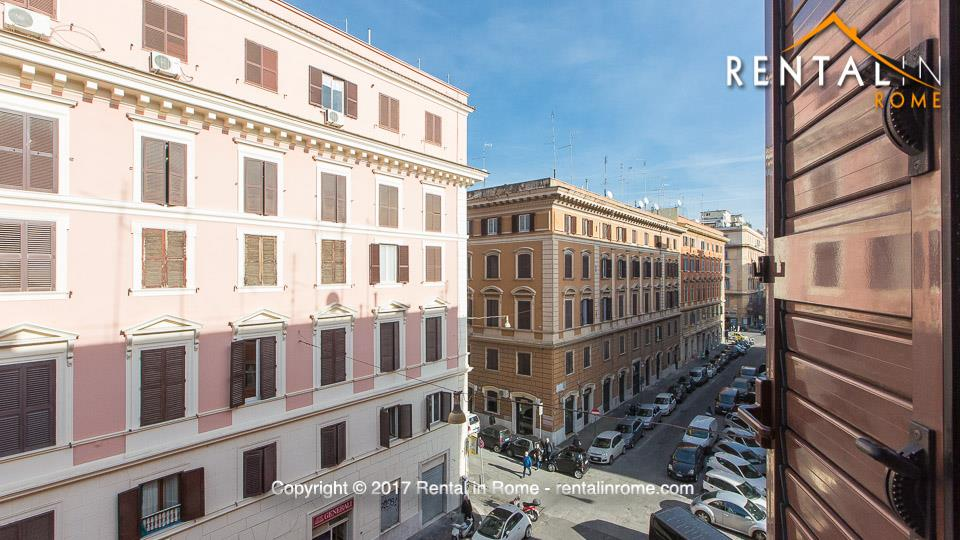 Vatican Apartment For Rent Close To St Peter S